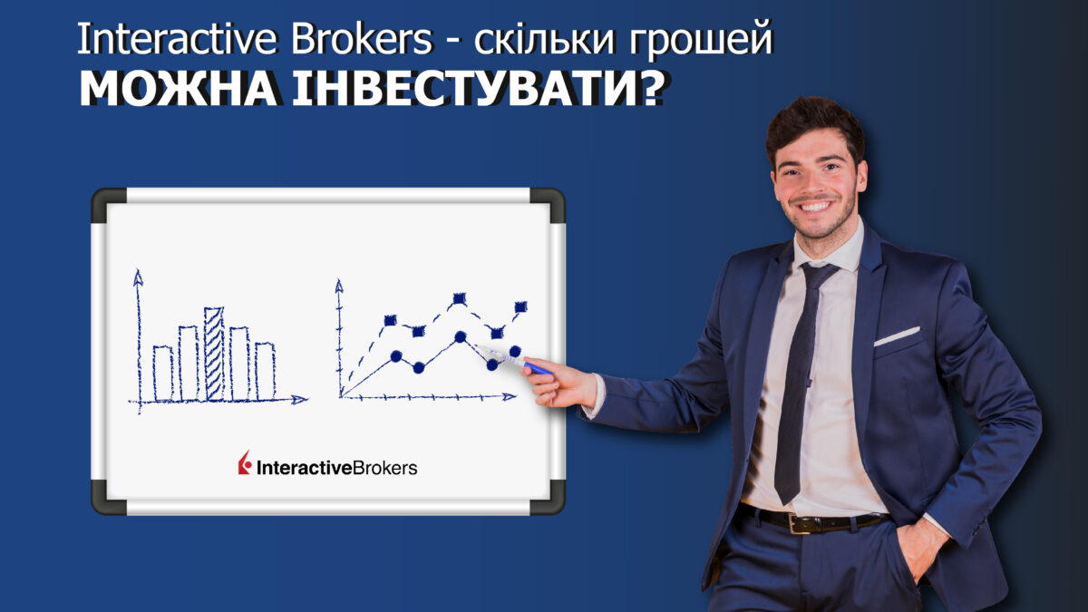 яку суму стартового капіталу вибрати в interactive broker